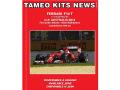 TAMEO TMK421 フェラーリ F14T オーストラリアGP 2014 F.アロンソ/K.ライコネン