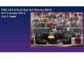 TAMEO TMK423 レッドブル RB10 カナダGP 2014 S.ベッテル