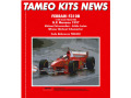 TAMEO TMK430 Ferrari F310B Monaco GP 1997 Schumacher /Irvine