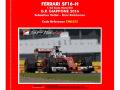 TAMEO kit TMK435 Ferrari SF16-H Japanese GP 2016 S.Vettel /K.Raikkonen