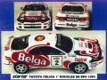 STARTER TOY005 トヨタ CELICA BELGA B. DE SPA 1994
