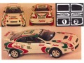 STARTER TOY017 トヨタ CELICA GT FOUR WRC 1994