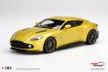 ** 予約商品 ** TOP SPEED TS0191 1/18 Aston Martin Vanquish Zagato Cosmopolitan Yellow