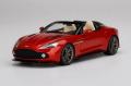 【お取り寄せ商品】 TOP SPEED TS0233 1/18 Aston Martin Vanquish Zagato Speedster Lava Red