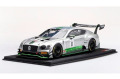 TOP SPEED TS0244 1/18 Bentley Continental GT3 #8 Blancpain GT series Monza 2018 Bentley Team M-Sports
