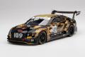 【お取り寄せ商品】 TOP SPEED TS0263 1/18 Bentley Continental GT3 Total Spa 24H 2019 #109 Bentley Team M-Sports