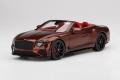 【お取り寄せ商品】 TOP SPEED TS0292 1/18 Bentley Continental GT Cricket Ball