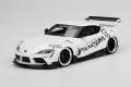 【お取り寄せ商品】 TOP SPEED TS0294 1/18 Pandem Toyota GR Supra V1.0 White