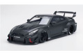 【お取り寄せ商品】 TOP SPEED TS0299 1/18 LB-Silhouette WORKS GT Nissan 35GT-RR マットブラック
