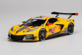【お取り寄せ商品】 TOP SPEED TS0319 1/18 Chevrolet Corvette C8.R IMSA Daytona 24H 2020 #3
