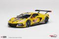 TOP SPEED TS0328 1/18 Chevrolet Corvette C8.R IMSA Daytona 24H 2021 #3 Winner