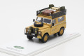 TSM Model TSM164321 1/43 Land Rover 1983 Series III SWB Camel Trophy Zaire