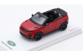 【お取り寄せ商品】 TSM Model TSM430155 1/43 Lenge Rover Evoque Convertible Firenze Red (ダイキャスト)