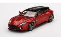 【お取り寄せ商品】 TSM Model TSM430374 1/43 Aston Martin Vanquish Zagato Shooting Brake Lava Red