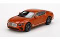 【お取り寄せ商品】 TSM Model TSM430377 1/43 Bentley Continental GT Orange Flame
