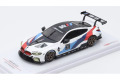 【お取り寄せ商品】 TSM Model TSM430429 1/43 BMW M8 GTE 2018 Presentation