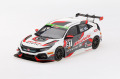 TSM Model TSM430444 1/43 Honda Civic Type R TCR Super Taikyu Suzuka 2018 Winner #97