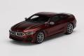 【お取り寄せ商品】 TSM Model TSM430454 1/43 BMW M850i Aventurine Red Metallic