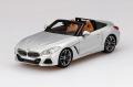 【お取り寄せ商品】 TSM Model TSM430456 1/43 BMW Z4 2019 Glacier Silver Metallic