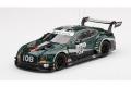 【お取り寄せ商品】 TSM Model TSM430490 1/43 Bentley Continental GT3 Total Spa 24H 2019 #108 Bentley Team M Sports