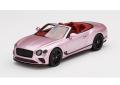 【お取り寄せ商品】 TSM Model TSM430508 1/43 Bentley Continental GT Convertible Passion Pink