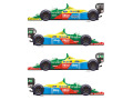 Vector Magic Decals D20-005 1/20 Benetton B188 1988 /1989 Second Edition 【メール便可】
