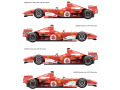 Vector Magic Decals D20-006 1/20 Ferrari 248 F1 2006 【メール便可】