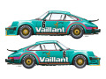 Vector Magic Decals D24-001 1/24 Porsche 934RSR 1976 DRM Winners (3 Versions)【メール便可】