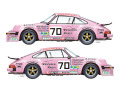 Vector Magic Decals D24-003 1/24 Porsche 934RSR 1981 Le Mans GT Class Winner【メール便可】