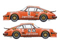 Vector Magic Decals D24-004 1/24 Porsche 934RSR 1976 DRM/Euro GT Eifelrennen Winner【メール便可】