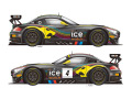 Vector Magic Decals D24-007 1/24 BMW Z4 GT3 2013 Baku World Challenge 【メール便可】