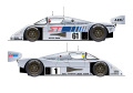 Vector Magic Decals D24-010 1/24 Sauber C9 1989-1990 3 in 1 【メール便可】