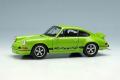 ** 予約商品 ** VISION VM009P Porsche 911 Carrera RS2.7 1973 Lime Green / Black Stripe Limited 80pcs