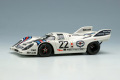** 予約商品 ** VISION VM015 Porsche 917K Martini Racing 24h Le Mans 1971 Winner No.22