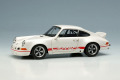 ** 予約商品 ** VISION VM024A Porsche 911 Carrera RSR 2.8 1973 White /Red stripe