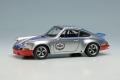 ** 予約商品 ** VISION VM024K Porsche 911 Carrera RSR 2.8 1973 Silver /Martini stripe Limited 120pcs