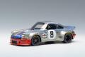** 予約商品 ** VISION VM071 Porsche 911RSR Martini Racing Zeltweg 1000km 1973 No.8