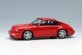 ** 予約商品 ** VISION VM122F Porsche 911(964) Carrera RS 1992 Guards Red