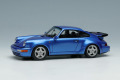 ** 予約商品 ** VISION VM123E Porsche 911(964) Turbo 3.3 1991 Metallic Blue