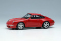 ** 予約商品 ** VISION VM145B Porsche 911(993) Carrera4 1995 Guards Red Limited 40pcs