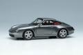 ** 予約商品 ** VISION VM145E Porsche 911(993) Carrera4 1995 Gun Metallic Limited 40pcs