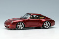 ** 予約商品 ** VISION VM146E Porsche 911(993) Carrera 4S 1996 Metallic Wine Red