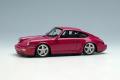** 予約商品 ** VISION VM149B Porsche 911(964) Carrera RS 1992 [Ruf Wheel] Ruby Stone Red Limited 50pcs