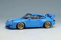 ** 予約商品 ** VISION VM153C Porsche 911(993) Cup RSR 3.8 1996 Riviera Blue
