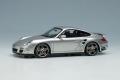 ** 予約商品 ** VISION VM190A Porsche 911(997) Turbo 2006 Silver