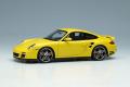 ** 予約商品 ** VISION VM190B Porsche 911(997) Turbo 2006 Speed Yellow