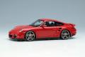 ** 予約商品 ** VISION VM190D Porsche 911(997) Turbo 2006 Guards Red