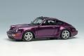 ** 予約商品 ** VISION VM191A Porsche 911(964) 30 Jahre Jubilee Edition 1993 Viola Metallic