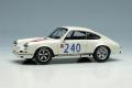 ** 予約商品 ** VISION VM197 Porsche 911R Porsche System Engineering Ltd Targa Florio 1969 No.240