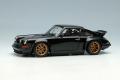 VISION VM203 Singer 911 (964) Coupe (Wing Up) Black